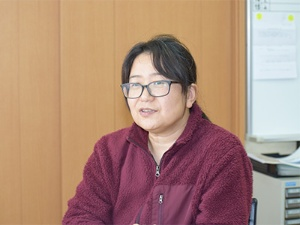 グラノ24K ほっこり農園運営企画主任<br>加悦 典子 氏