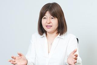 豊島・営業企画室の平沢希久子氏