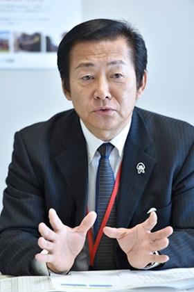 JA宮崎中央会 営農対策部部長<br>三田井 研一 氏
