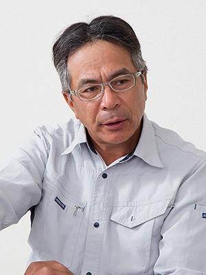 とぴあふぁー夢 事業部長の小松義久さん(写真:佐藤久)