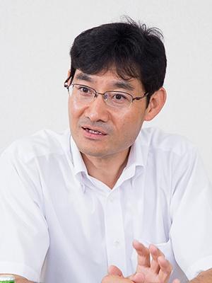 JAとぴあ浜松 営農生産部 営農指導課 係長の牧野公一さん(写真:佐藤久)