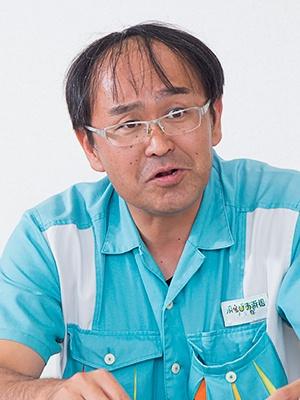 JAとぴあ浜松 西営農センター 営農アドバイザー(技術指導)係長の大久保恵さん(写真:佐藤久)
