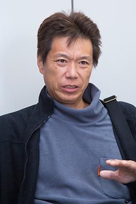 JAコスモス ニラ生産部の田村和弘部長。この地域のニラ生産者のリーダーでもあり、若い担い手を育てる高知県 指導農業士でもある(写真:佐藤久)