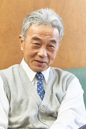 代表理事専務の山内謙治氏<br>(写真:吉澤咲子)