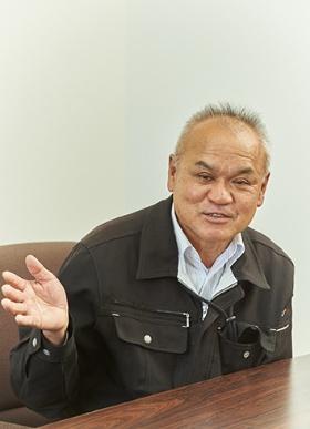 TACのひとり、久保田徳男氏