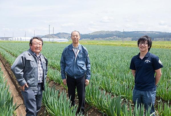 生産拡大からブランド確立、そして将来の担い手育成まで、秋田『白神ねぎ』の挑戦は続く