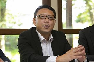 JAいわて花巻 金融部 融資課長 斎藤茂夫氏
