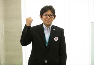 「情報発信や販路を開拓することで、産地全体が盛り上がってほしい」と小賀坂氏