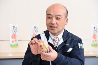 JAしまね 米穀園芸部 園芸課 課長 石倉功氏