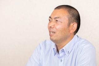 JA安房 神戸支店 支店長代理 井月裕次氏