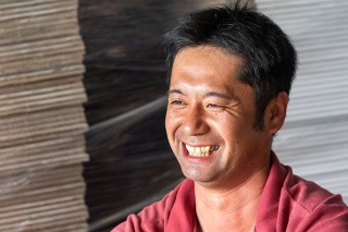 津南町ユリ切花組合 理事 兼 技術部 部長 藤木直人 氏