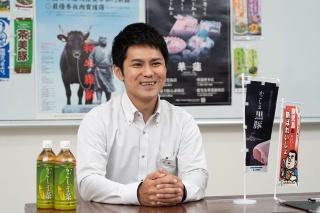 JA物流かごしま 総務部 企画課長 平瀨継志 氏