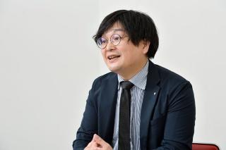 UHA味覚糖 開発ディビジョン 開発Bセクション セクションリーダー 関口祐介 氏