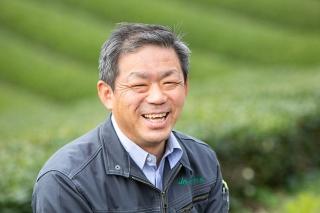 JAふくおか八女 総合販売部 茶業課 係長 仁田原修治 氏