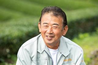 JAふくおか八女 茶業部会 副部会長 徳永毅 氏
