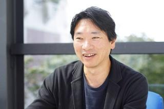 立命館大学理工学部の深尾隆則教授(写真:箕浦伸雄)