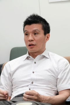 JA共済総合研究所の濱田健司主席研究員