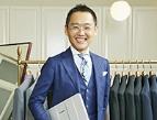経営者専門のスーツを仕立てる末廣氏が選んだレッツノート