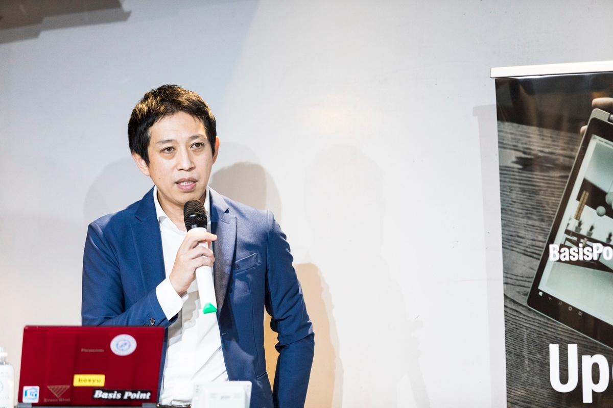 株式会社クロスリバー 代表取締役社長 CEO/アグリゲーター<br>越川慎司氏