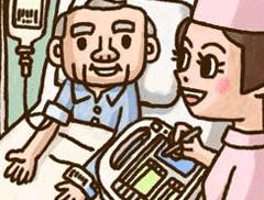 電子カルテ成功のカギは看護師 現場の声から生まれた専用端末ならうまくいく!
