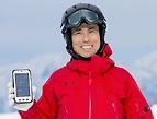 """スキー場の安全を守るパトロール隊員の任務を支援する""""頑丈タブレット""""活用"""